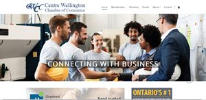 Welcome to your new Centre Wellington Chamber Website