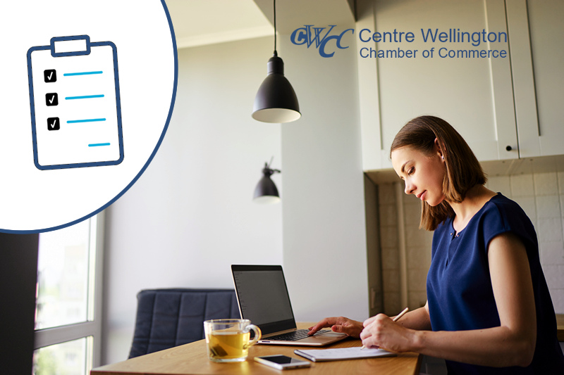 Centre Wellington Chamber of Commerce<br>COVID-19 Resource Toolkit